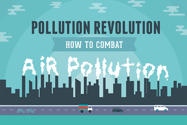 Green Behavior: Infographic: How to Combat Air Pollution