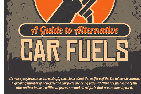 Green Behavior: Inforgraphic: A Guide to Alternative Car Fuels