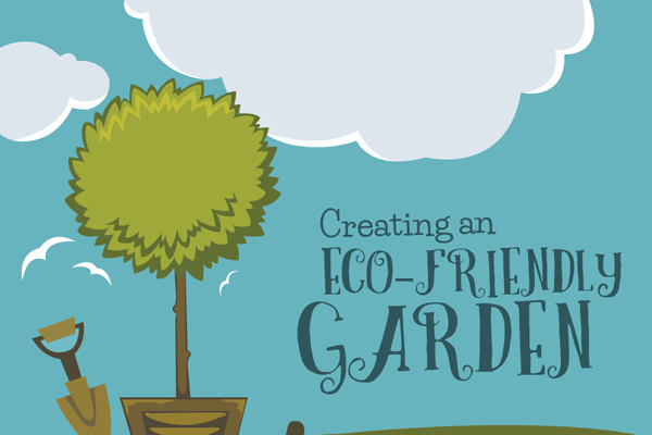 Green Behavior: Infographic: Eco-Friendly Garden