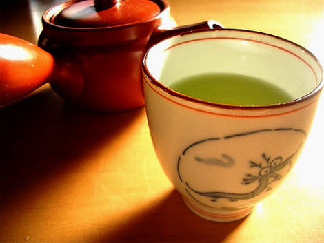 Green Behavior: Green Tea and It's Health Benefits