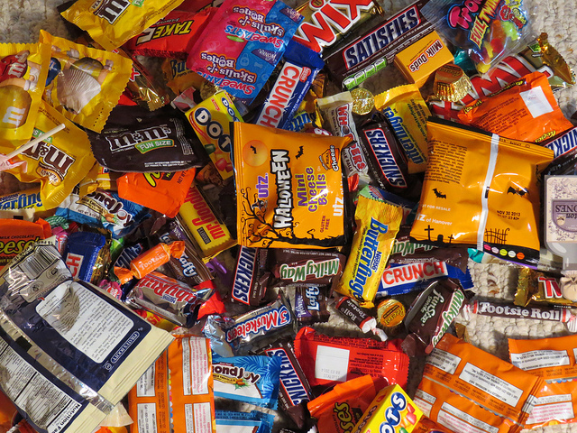 Green Behavior: What To Do With All That Leftover Halloween Candy