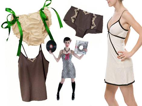 Green Behavior: Top 10 Eco Lingerie for a Very Green Valentines Day