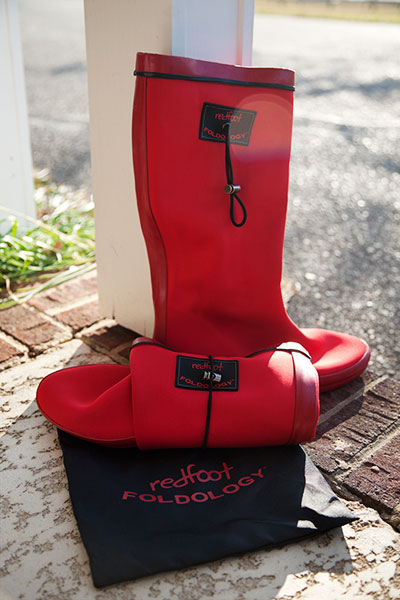 Quot The Folding Rainboot Quot By Redfoot Green Behavior