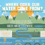 Where Does Our Water Comes From [Infographic]