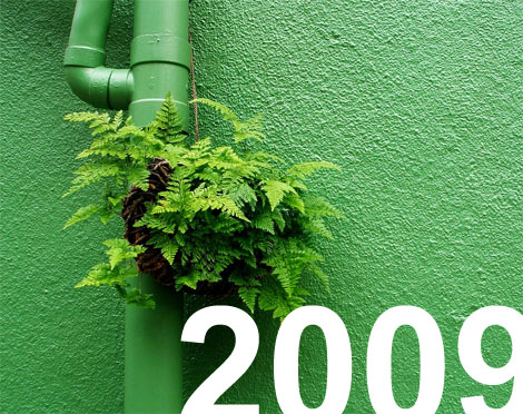 Green Behavior: Yes to Green in 2009 Winners