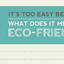 Eco-friendly [Infographic]